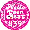 TEEN-BEAT, Hello, Welcome Teen-Beat, badge